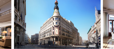 Four Seasons Hotel Madrid is Now Accepting Reservations Ahead of Spring 2020 Opening of the First Four Seasons in Spain