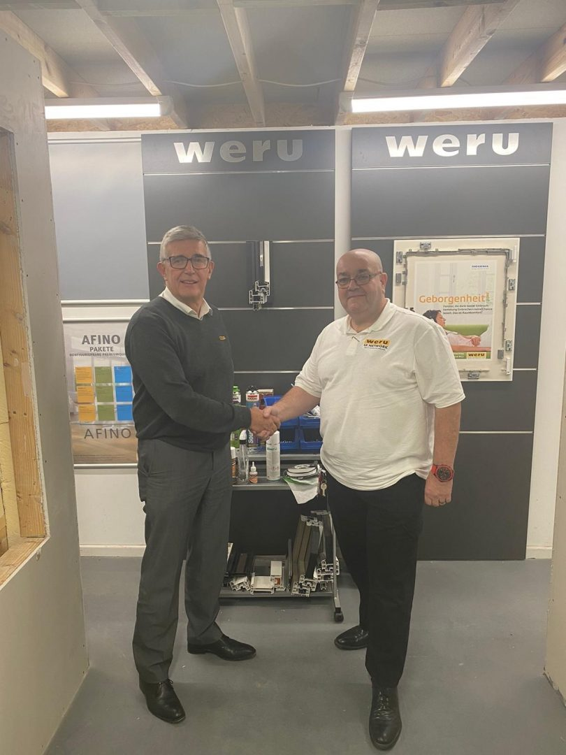 Weru UK Network expands into South Wales