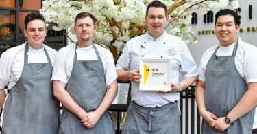 Mamucium starts the New Year with a prestigious award win - the Double AA Rosette Award