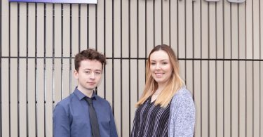 Young apprentices laying foundations for a solid career