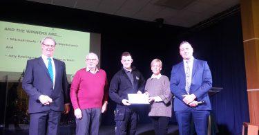 Apprentice award established in memory of former Unitas Stoke-on-Trent employee