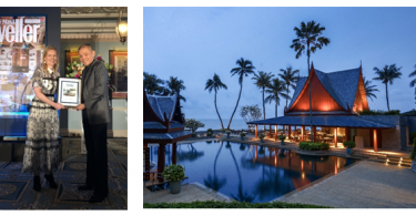 Chiva-Som honoured at the annual Condé Nast Traveller Spa Awards