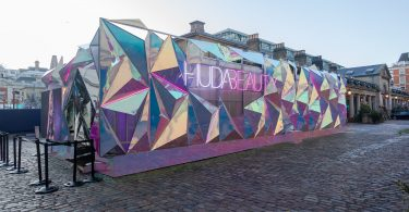 Huda Beauty creates a stir in Covent Garden, with first ever pop-up
