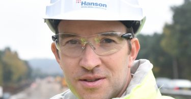 New managing director for Hanson Contracting