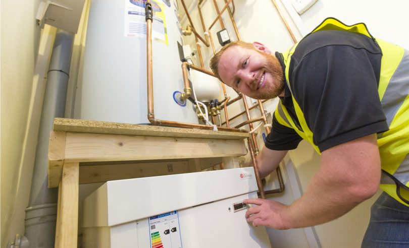 Kensa & Together Housing's Ground Breaking Ground Source Heating Project Shortlisted for Prestigious H&V News Award