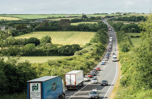 Milestone for Cornwall as major A30 upgrade gets the green light