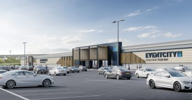 Plans approved for new and bespoke EventCity