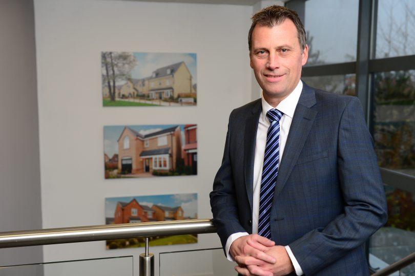 Yorkshire Homebuilder Welcomes New Construction Director