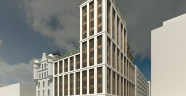 Mosaic secures planning permission for landmark £25M mixed use development in Trongate, Glasgow city centre