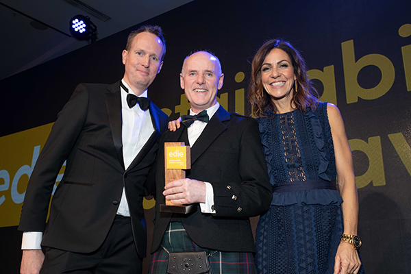 Michael McGowan named Energy Manager of the Year