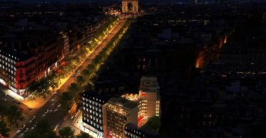 Affordable luxury on the iconic Champs-Élysées – citizenM prepares to open its fourth Parisian hotel this winter
