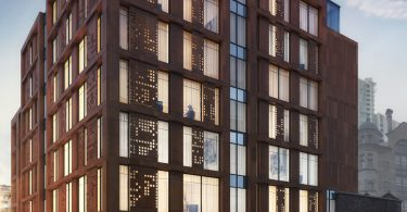 Gilbert-Ash appointed by KE Hotels to convert hat factory premises into brand new Moxy Manchester Hotel