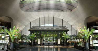 The new Sindhorn Kempinski Hotel Bangkok brings a different perspective to luxury hospitality