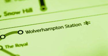 Wolverhampton Station