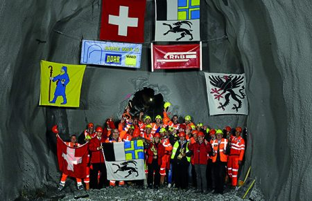 Albula Tunnel